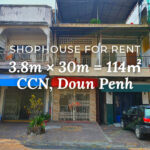 Shophouse 3.8×30m / Rent / CCN, Phnom Penh › KeepScope