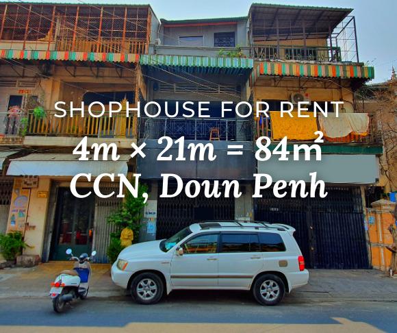 Shophouse 4×21m / Rent / CCN, Phnom Penh › KeepScope