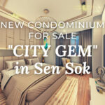 "New Condo ""CITY GEM"" / SALE / Poung Peay, Phnom Penh, Phnom Penh › KeepScope"