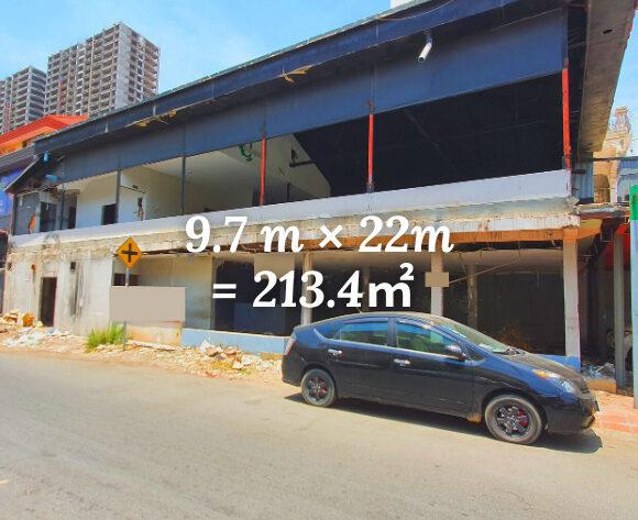 Shop 9.7m×22m / RENT / Boeung Trobaek, Phnom Penh, Phnom Penh › KeepScope