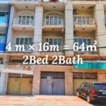 Shophouse 2B2B / RENT / Boeung Trobaek, Phnom Penh, Phnom Penh › KeepScope