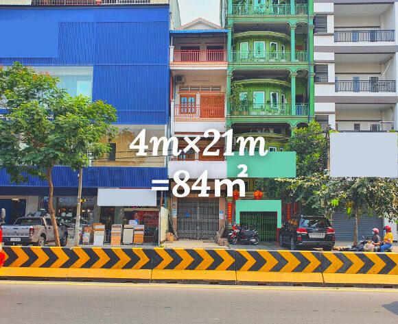 Shophouse 4m×21m / RENT / Boeung Trobaek, Phnom Penh, Phnom Penh › KeepScope