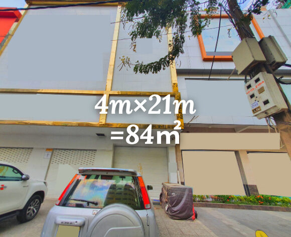 Shophouse 4m×21m / RENT / Tuol Svay Prey, Phnom Penh, Phnom Penh › KeepScope