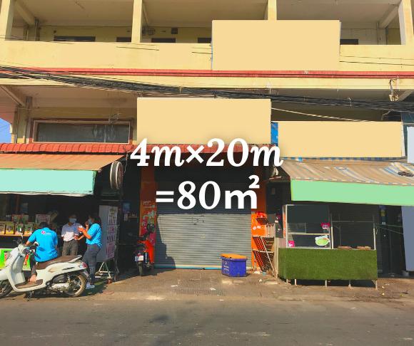 Shop 4m×20m / RENT / TTP1, Phnom Penh, Phnom Penh › KeepScope