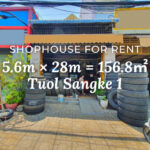Shophouse 5.6×28m / Rent / Tuol Sangke1, Phnom Penh › KeepScope