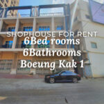 Shophouse 2Flats 6B6B / Rent / BK1, Phnom Penh › KeepScope