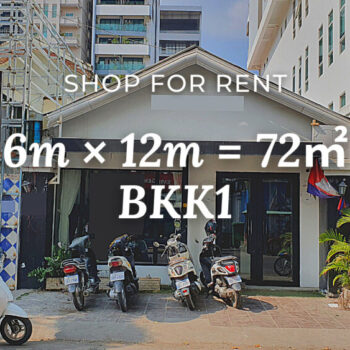 Shop / Rent / On Oknha Chrun You Hak St. BKK1, Phnom Penh › KeepScope
