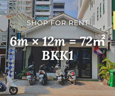 Shop / Rent / On Oknha Chrun You Hak St. BKK1, Phnom Penh › KeepScope