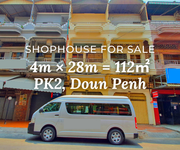 Shophouse 4×28 / Sale / PK2, Phnom Penh › KeepScope