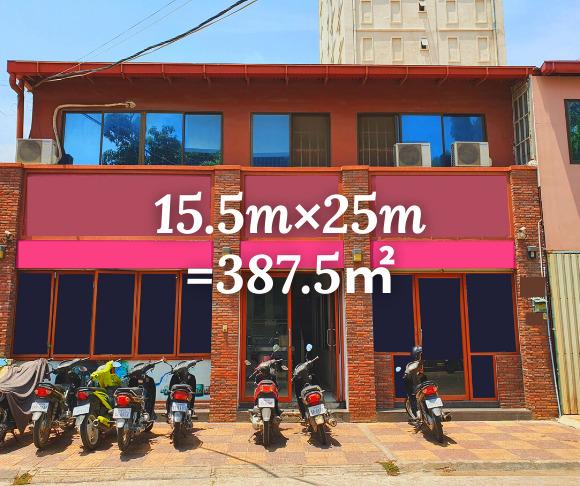 Shophouse 15.5m × 25m / SALE / Boeung Trobaek, Phnom Penh, Phnom Penh › KeepScope