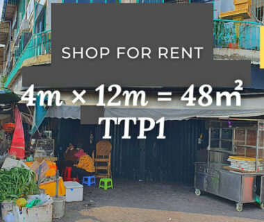 Shop 4×12m / Rent / TTP1, Phnom Penh › KeepScope