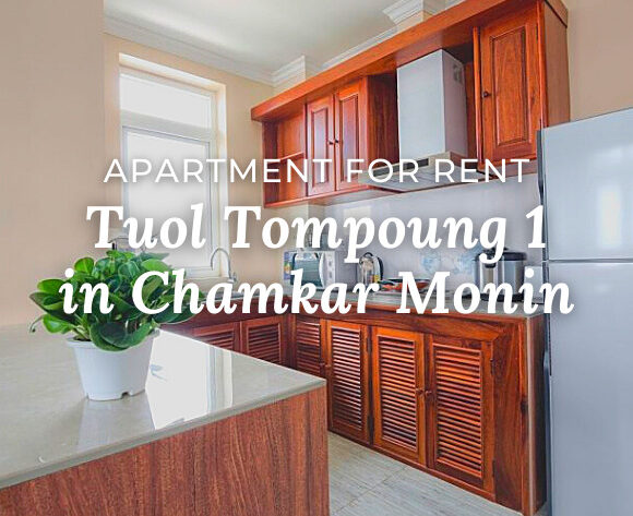 Apartment 2B2B / Rent / Tuol Tompoung 1, Phnom Penh › KeepScope