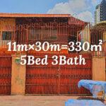 Shophouse 11m×30m / RENT / Boeung Kak 2, Phnom Penh, Phnom Penh › KeepScope