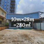Shophouse 10m×28m / RENT / Teuk L'ak 1, Phnom Penh, Phnom Penh › KeepScope