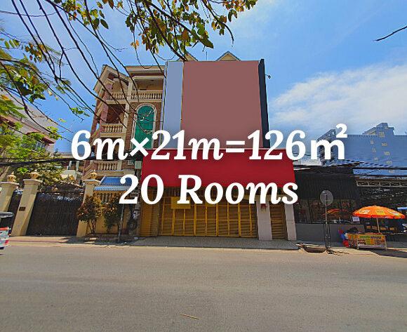 Building 6m×21m / RENT / Phsar Daem Thkov, Phnom Penh, Phnom Penh › KeepScope