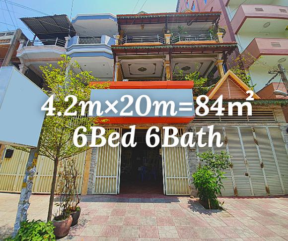 Shophouse 4.2m×20m / RENT / BKK3, Phnom Penh, Phnom Penh › KeepScope